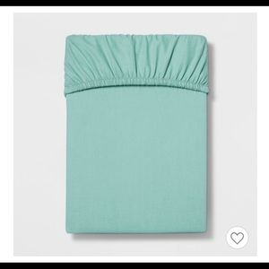 Cotton Fitted Sheet - Full